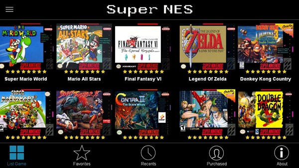 Best SNES Emulator for Windows 10, Andriod, PC, PSD, Mac