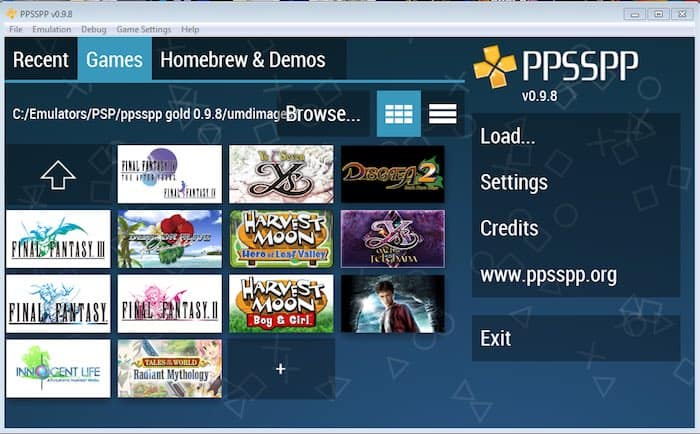 Best Psp Emulator For Android Pc Psp Windows 10 Mac