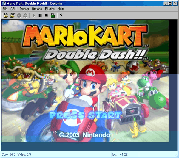 Gamecube Emulator