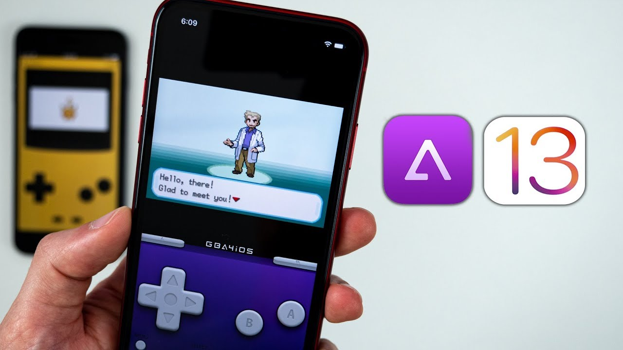 Features-of-GBA-Emulator-Android