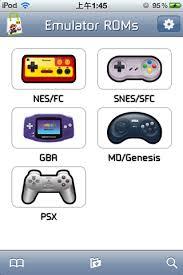 Emulators-and-ROMs