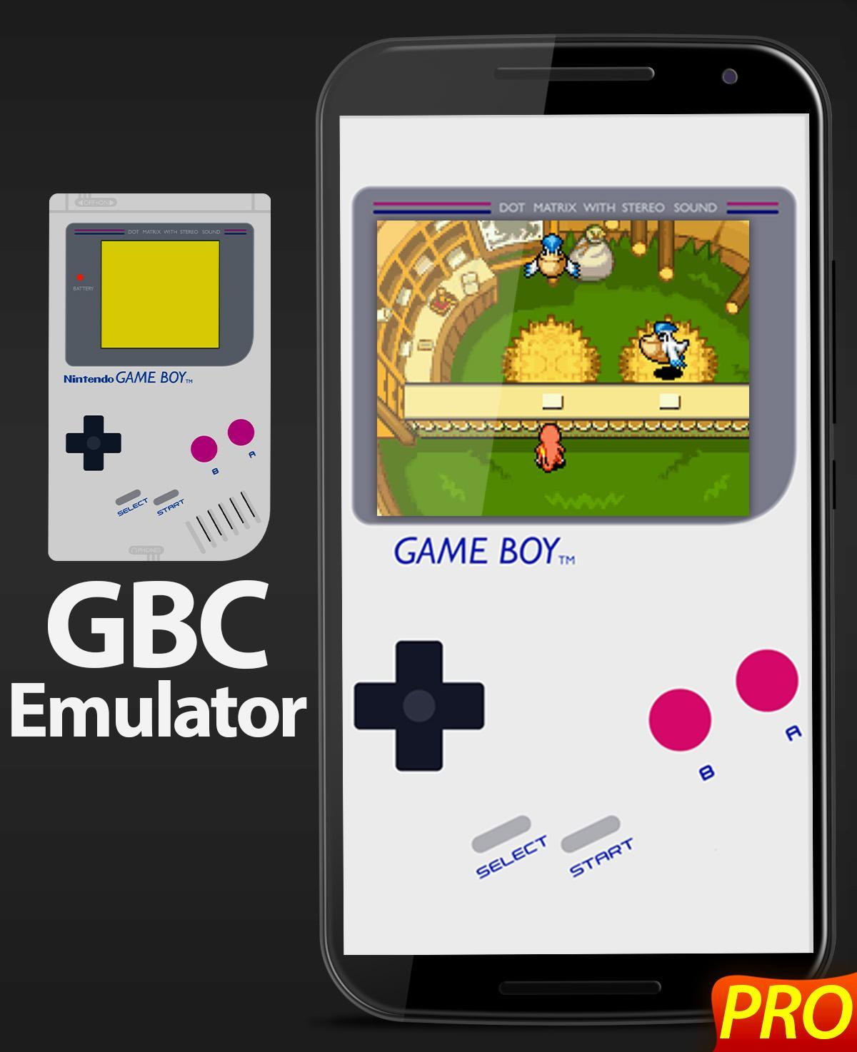 GBC Emulator for PC, iOS, Mac, PSP, iPhone, Android, OSX
