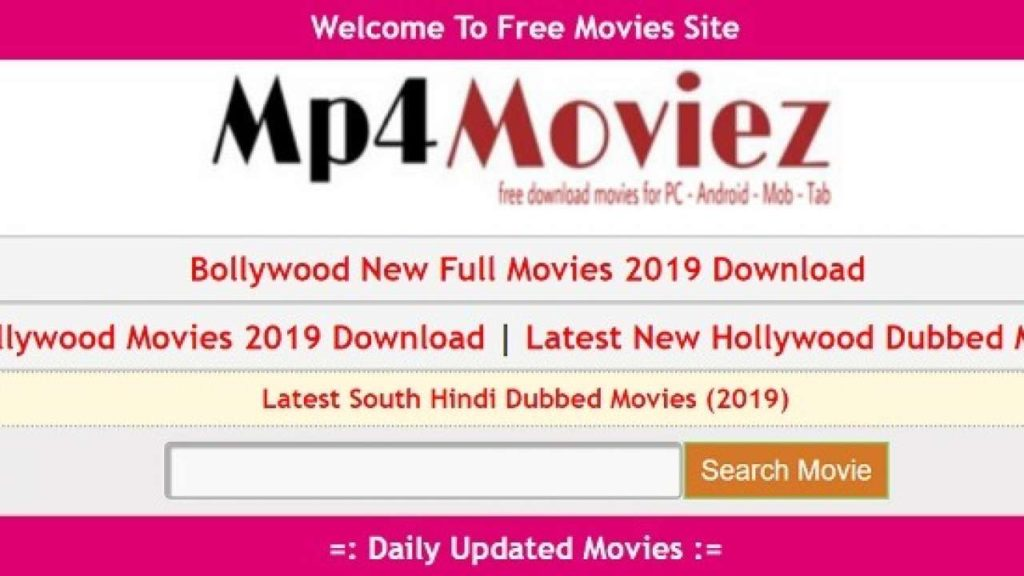 Mp4Moviez Movie Download for free